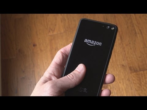 Amazon Fire Phone Review!
