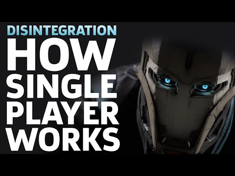 How Disintegration's Single Player Works
