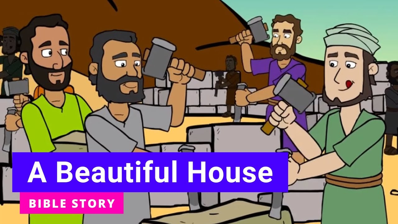 "Primary Year C Quarter 1 Episode 8 ""A Beautiful House"""