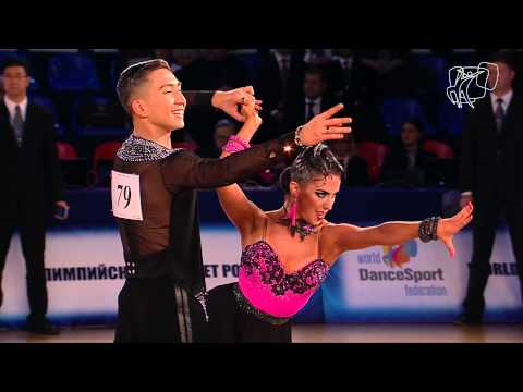 2014 World Youth Latin | The Final Reel | DanceSport Total