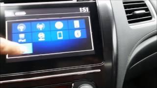 2015 HONDA CIVIC  LINK SCREEN HDMI VIDEO