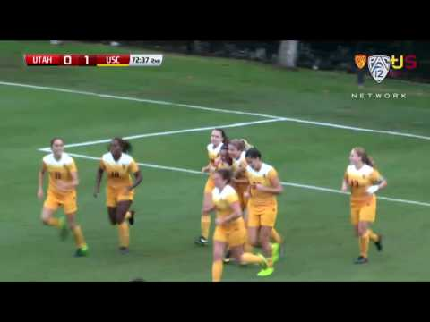 Highlight: Leah Pruitt scores game-winner against Utah to advance in NCAA Women's Soccer Tournament