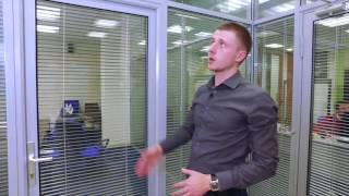 Стеклянные офисные перегородки(, 2017-07-12T11:19:56.000Z)