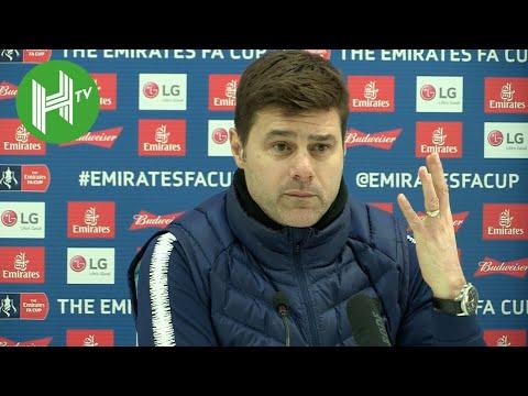 C Palace 2-0 Tottenham | Mauricio Pochettino: No regrets over fielding weakened team
