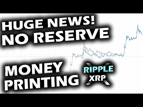HYPER INFLATION Will SKYROCKET Ripple XRP PRICE And Crypto As Banks Allowed To Have ZERO RESERVES