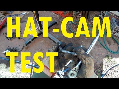 POV hat rig test volvo engine turbo oil feed