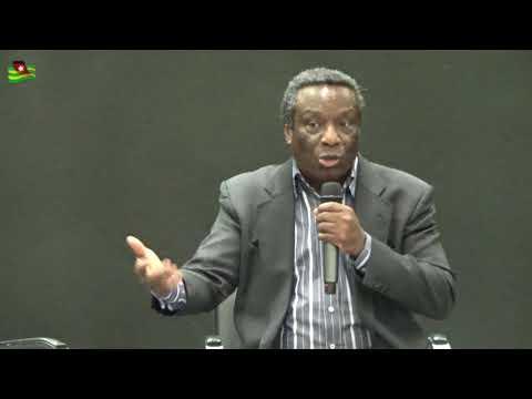 Comi TOULABOR : Le TOGO n'est pas en mesure d'organiser des élections transparentes
