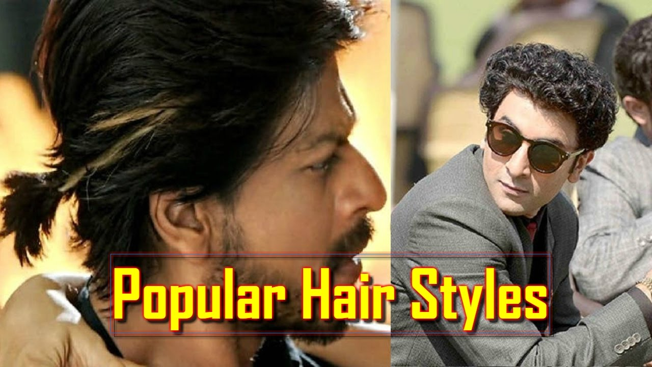 12 Popular Hairstyles Of Bollywood Actors That Became Trendsetters