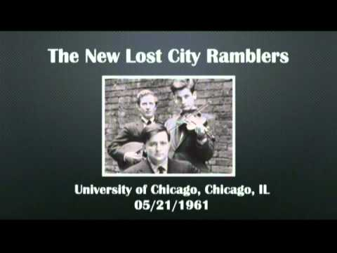 【CGUBA232】The New Lost City Ramblers 05/21/1961