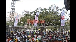 Sénégal vs Algérie : les pronostics des sénégalais al fanzone de GFM