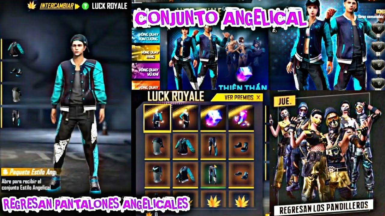 Llega Nueva Luck Royal Angelical Incubadora Pandilleros Youtube