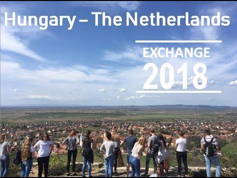 Exchange 2018 || Hungary - The Netherlands || Mátészalka & Budapest