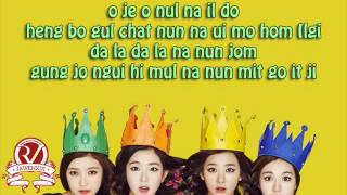 Video Red Velvet - HAPPINESS Easy Lyrics download MP3, 3GP, MP4, WEBM, AVI, FLV Maret 2018