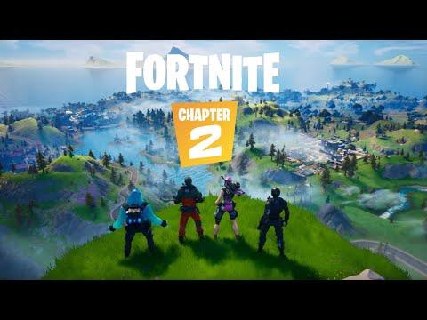 FORTNITE CHAPTER 2 SEASON 1   INTRO TRAILER & GAMEPLAY