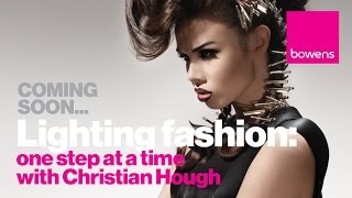COMING SOON...Photography Lighting Techniques: Photographing Fashion