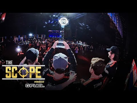 Rise Nation Are your CWL Seattle Champions!   The Scope Powered by G FUEL