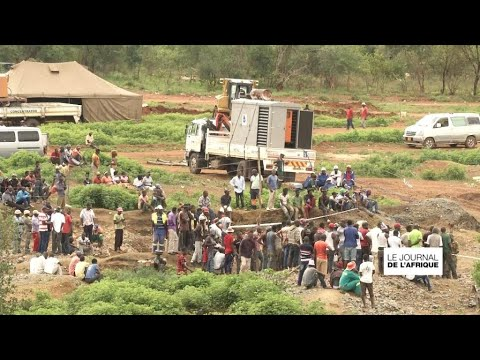 60 morts présumés dans une mine d'or au Zimbabwe