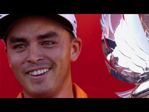 Rickie Fowler counts down to his Abu Dhabi HSBC Golf Championship defence