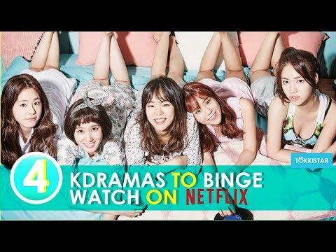 4 Kdramas On Netflix You Should Binge Watch! | Kpop Facts | Ep 33