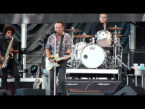 Blinded By The Light  - Bruce Springsteen - Hanging Rock - 11th February 2017