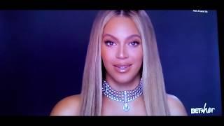 """Beyoncé accepted the """"BET Humanitarian Award"""" 2020"""