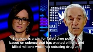 Ron Paul slams Jeff Sessions on the drug war, civil liberties Free HD Video