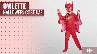 Owlette Halloween Costume Ideas: Disguise Owlette Classic Toddler PJ Masks Costume, Large/4-6X