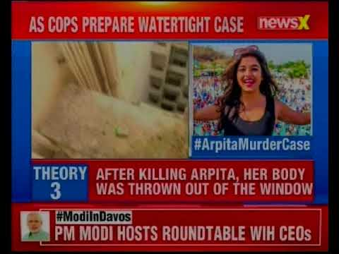 Mumbai: NewsX reports from Manavsthal Apartments where Arpita Tiwari was brutally murdered