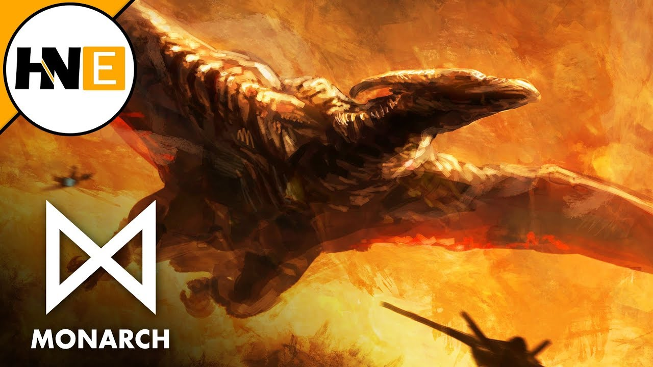 9436715fa23 Rodan Monarch Files Reveal Major Changes & Powers | Godzilla King of the  Monsters