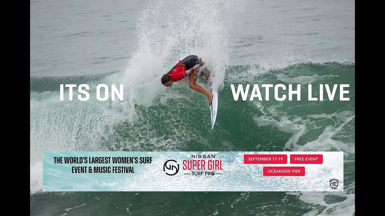 Download itsON! Finals Day of the Nissan Super Girl Surf Pro