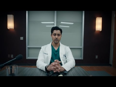 Download Pravesh lies under oath to save Hawkins' career | The Resident 3x09