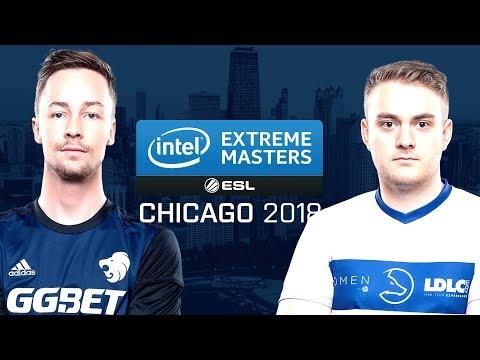 CS:GO - North vs. LDLC [Mirage] Map 3 - Group A - LB r2 - IEM Chicago 2018