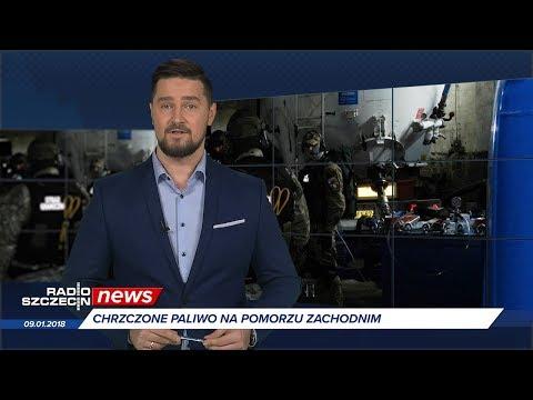 Radio Szczecin News - 09.01.2018