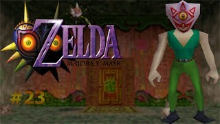 Vamo a cazar arañas en el pantano/The Legend of Zelda: Majora´s Mask #23