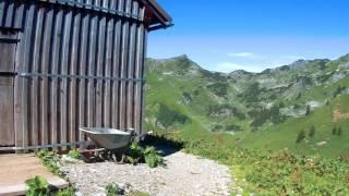 Wanderung zum Seealpsee. Nebelhorn - Oberstdorf