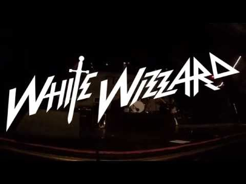 WHITE WIZZARD performing live at Frost & Fire II Festival. 10-08-2016