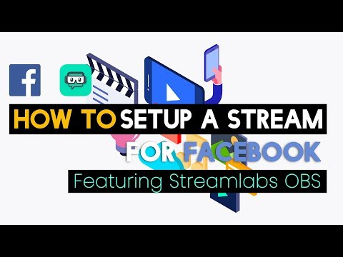 How To Stream On Facebook Using Streamlabs OBS