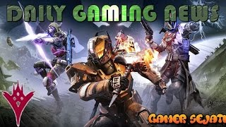 DESTINY : THE TAKEN KING - NEW UPDATES !!! - Daily Gaming News Indonesia -