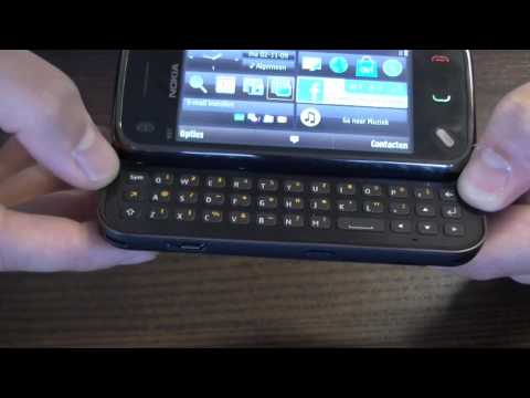 Nokia N97 Mini unboxing / review