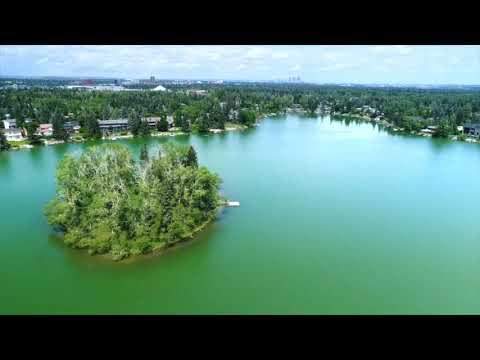 Lake Bonavista, Calgary, Alberta