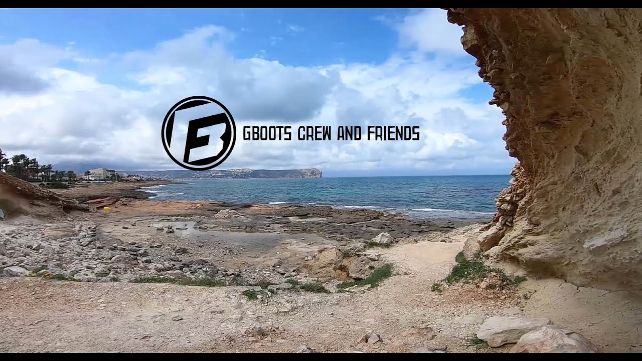 Gboots crew and friends en 2019
