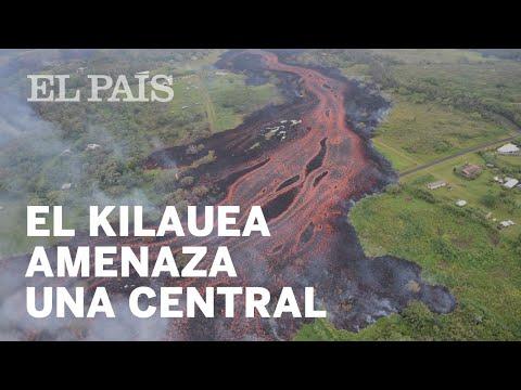 Otra amenaza del Kilauea: una central geotérmica