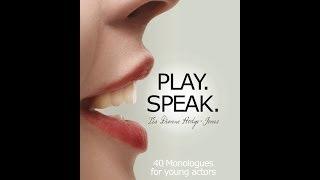 PLAY. SPEAK. Book Launch Promo