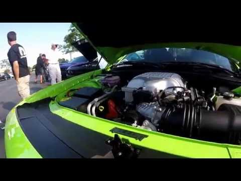 Marin County Cars and Coffee June 2016
