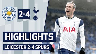 Gareth Bale brace secures dramatic comeback on final day of 20/21 season! | Leicester 2-4 Spurs