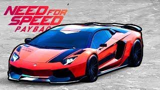 LA MIA LAMBORGHINI AVENTADOR - Need For Speed Payback