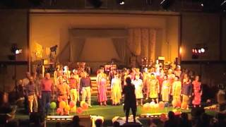 La ballade des baladins - Chorale Récréation St Héand - Concert 2012