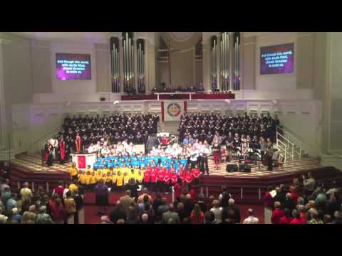 A Mighty Fortress is our God - Manchester United Methodist  10-25-2015