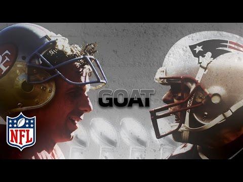 Tom Brady or Joe Montana: Who is the GOAT? | Patriots vs. 49ers Hype Trailer | NFL NOW