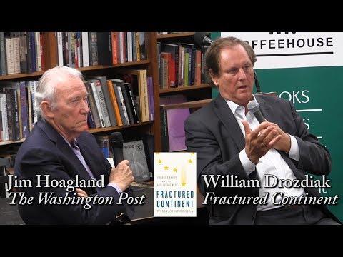 """William Drozdiak, """"Fractured Continent"""""""